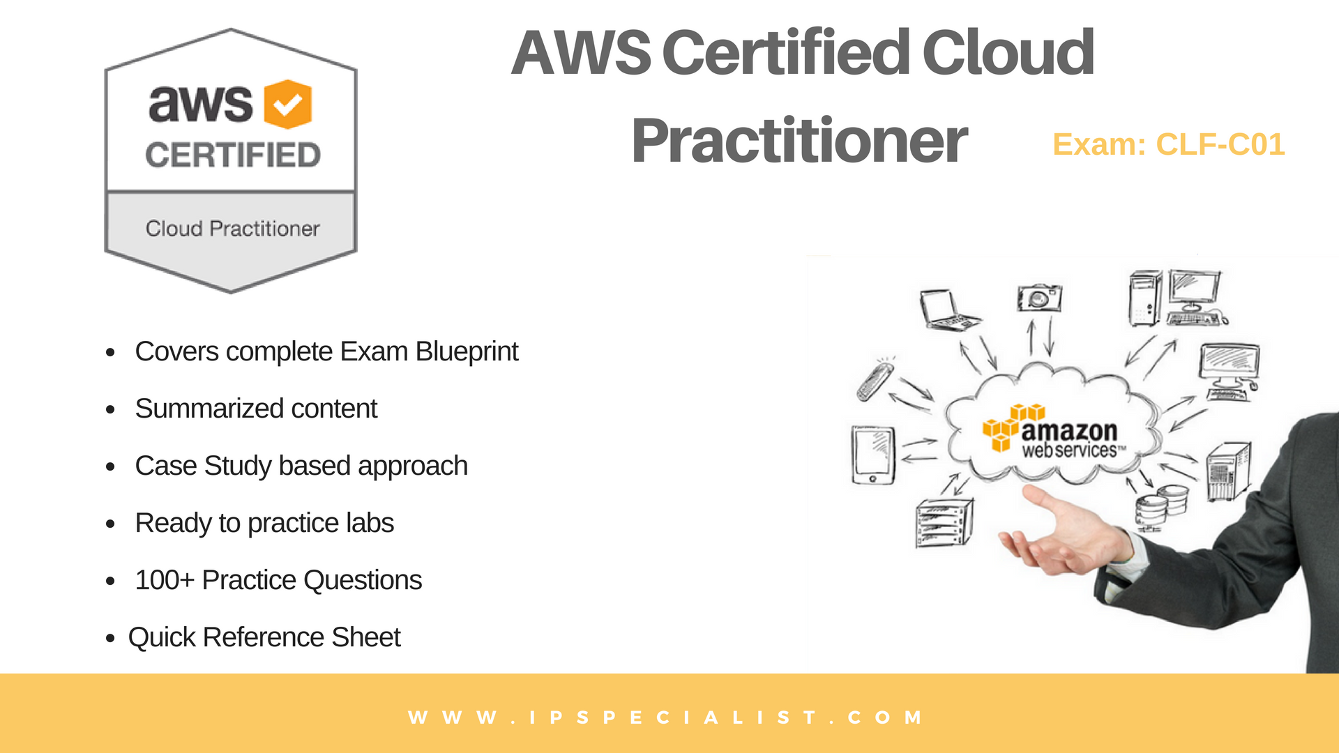aws cloud practitioner study guide Archives - IPSpecialist